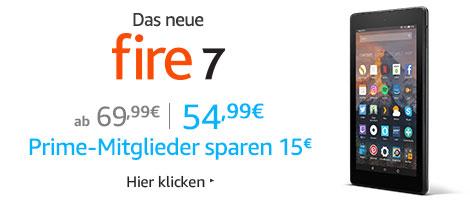 Das neue Fire HD 8-Tablet